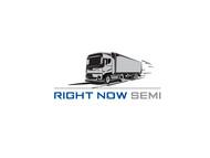 Right Now Semi Logo - Entry #201