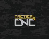 Tactical CNC Logo - Entry #53