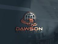 Dawson Transportation LLC. Logo - Entry #172