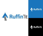 Ruffin'It Logo - Entry #192
