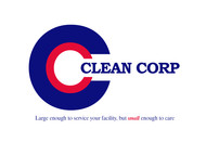 B2B Cleaning Janitorial services Logo - Entry #16