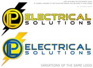 P L Electrical solutions Ltd Logo - Entry #112