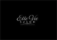 Elle Vie Salon Logo - Entry #25