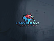 CMW Building Maintenance Logo - Entry #94