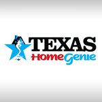 Texas Home Genie Logo - Entry #84