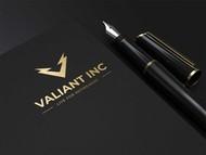 Valiant Inc. Logo - Entry #179