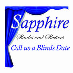 Sapphire Shades and Shutters Logo - Entry #196