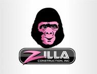 Zilla Construction, Inc Logo - Entry #70