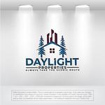Daylight Properties Logo - Entry #295