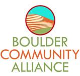 Boulder Community Alliance Logo - Entry #87
