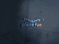 PlaneFun Logo - Entry #63