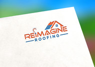 Reimagine Roofing Logo - Entry #168
