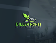 Biller Homes Logo - Entry #4