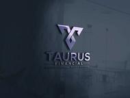 "Taurus Financial (or just ""Taurus"") Logo - Entry #421"