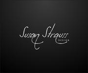 Susan Strauss Design Logo - Entry #82