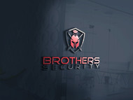 Brothers Security Logo - Entry #114