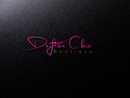 Drifter Chic Boutique Logo - Entry #43