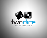 Two Dice Logo - Entry #84