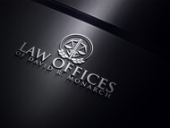 Law Offices of David R. Monarch Logo - Entry #218