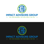 Impact Consulting Group Logo - Entry #196