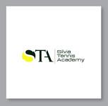 Silvia Tennis Academy Logo - Entry #48