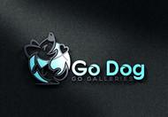 Go Dog Go galleries Logo - Entry #73