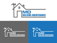 MD Building Maintenance Logo - Entry #72