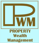 Property Wealth Management Logo - Entry #28