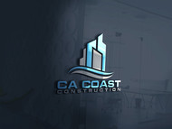 CA Coast Construction Logo - Entry #232