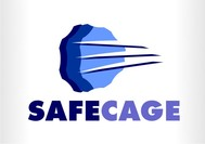 The name is SafeCage but will be seperate from the logo - Entry #3