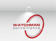 Watchman Surveillance Logo - Entry #224