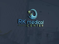 RK medical center Logo - Entry #247