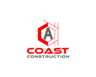 CA Coast Construction Logo - Entry #2