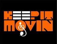 Keep It Movin Logo - Entry #340