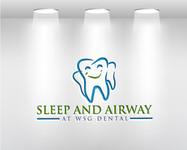 Sleep and Airway at WSG Dental Logo - Entry #416