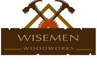 Wisemen Woodworks Logo - Entry #107