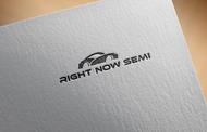 Right Now Semi Logo - Entry #65