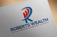 Roberts Wealth Management Logo - Entry #376