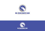 Mr. Fresh Carpet Care Logo - Entry #117