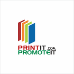 PrintItPromoteIt.com Logo - Entry #64