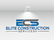 Elite Construction Services or ECS Logo - Entry #27