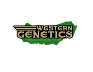 Western Genetics Logo - Entry #55