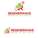Regenerwave Men's Clinic Logo - Entry #42