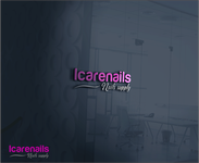 icarenails Logo - Entry #1