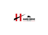 Hard drive garage Logo - Entry #218