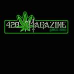 420 Magazine Logo Contest - Entry #5