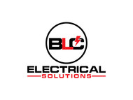 BLC Electrical Solutions Logo - Entry #256
