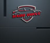Hard drive garage Logo - Entry #56