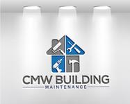 CMW Building Maintenance Logo - Entry #421