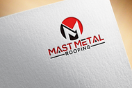 Mast Metal Roofing Logo - Entry #128
